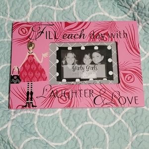 4x6 Photo Frame in Pink
